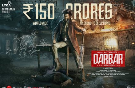 DARBAR Worldwide Box-office Collection