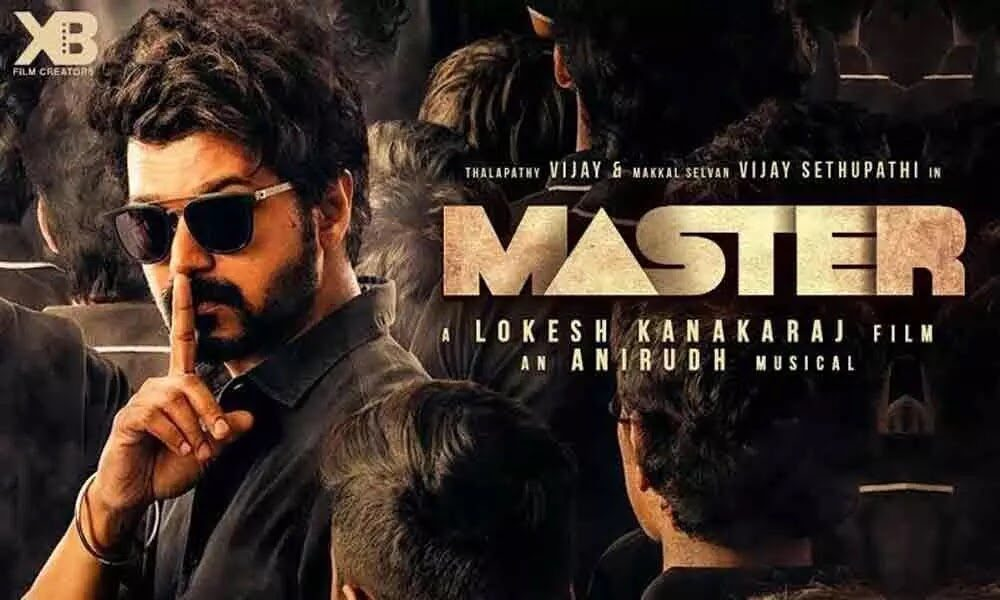 Master Movie Box Office Collections